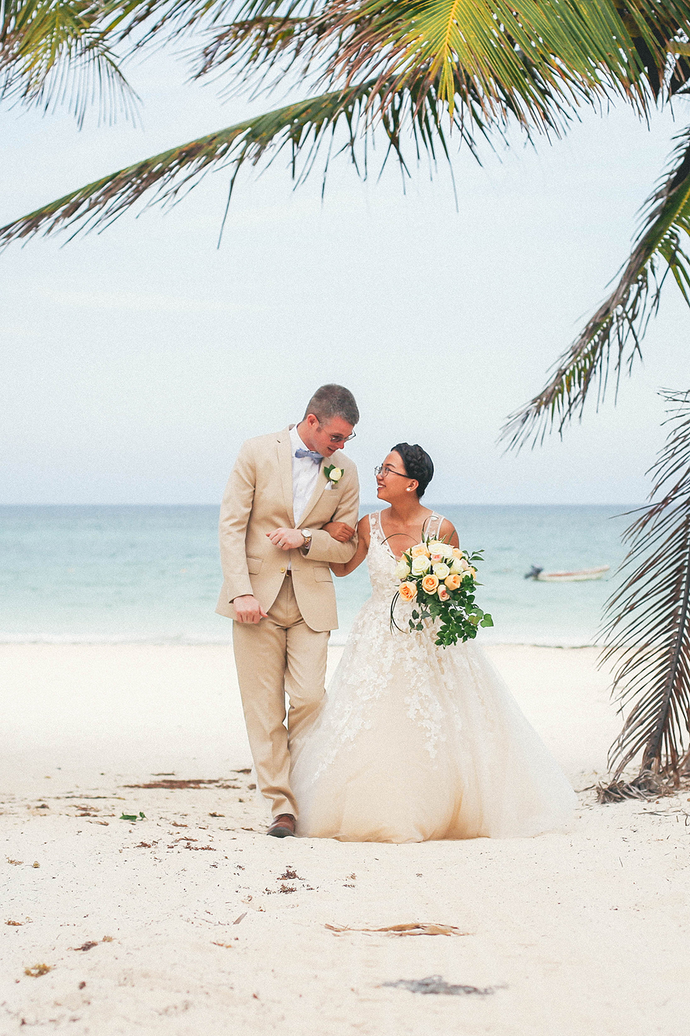 Secrets Maroma Wedding - Destination Wedding in Mexico